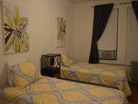 Centrally located in Manhattan