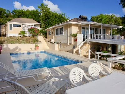 Photo for Galleon House - Luxurious with Maid Service & Pool on Beach