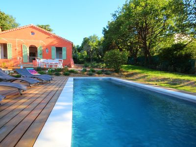 Photo for Rental House Saint Tropez 6 people