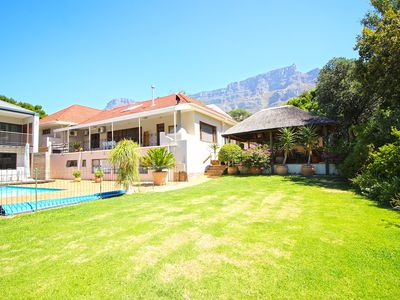 Photo for Lovely and Spacious home under Table Mountain