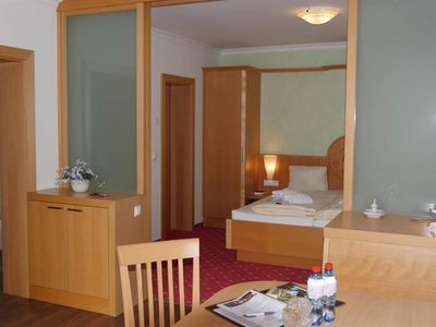 """Photo for Hotel Suite """"Lilie"""" 55 m² 39/55/71 - Moser, Hotel"""