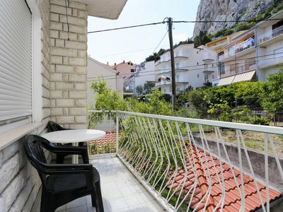 Photo for Two bedroom apartment with balcony Omiš (A-2738-c)