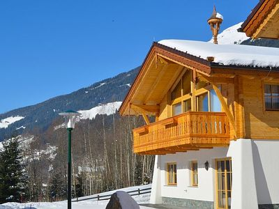 Photo for Chalet 1 am Sonnenhang - incl. Nationalpark Summercard, beautiful mountain view, sauna, sunny side