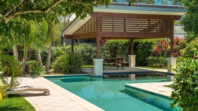 Photo for A PERFECT STAY – Ocean Walk - Luxurious air conditioned villa