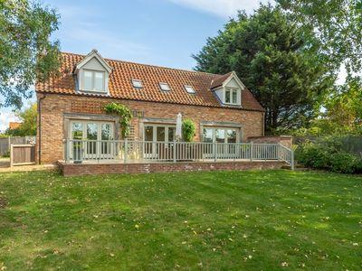 Photo for A beautiful detached property set back from the road on a little track.