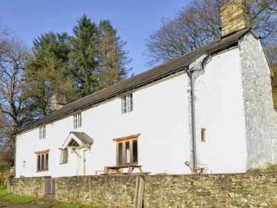 Photo for Get away from it all if you stay at Cwmwr Uchaf – there is no TV, no WiFi and no mobile signal! Ta