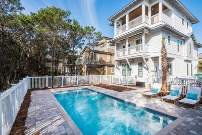 Heated Private Pool Brand New Seacrest