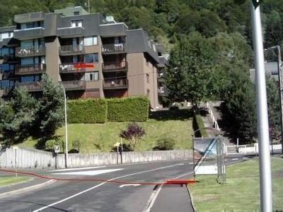 Photo for Residence A. LE CAPUCIN, N ° 68 Apartment 4 people facing LUGE TERRAINS TENNIS