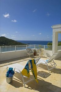 Photo for White Cottage -  Storm Survivor No Damage! Fabulous 4 BR Villa Ocean View