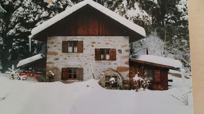 Photo for Cottage (detached mill): Ski and hiking area Obereggen, Latemar, Carezza