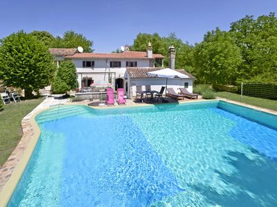 Photo for Holiday house Filip * large plot with garden, private pool, free WiFi