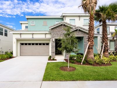 Photo for Perfect for family vacations to Florida - Private Pool - Spa - Movie Room - Games Room - Gated Resort - WiFi