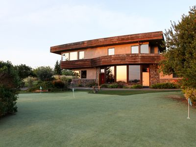 Photo for Modern 4 bd Apple Orchard Estate with Views of Mt. Helena