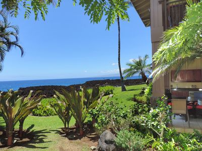 Photo for Hali'i Kai 13E Ocean Front Privacy & Golf discount-Compare us to any other prop