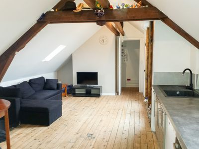Photo for Lovely appartement in the city center of Troyes