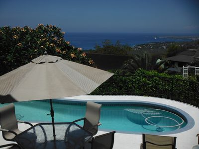 Photo for Spectacular Kona Coastline Views With Pool/Spa! 4 Bedrooms!