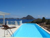 5 star Luxury on a private Caribbean island