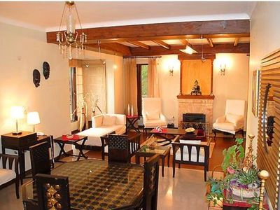 Photo for 3 bedroom Studio Apartment With a living area near Dalai Lama Temple Valley View