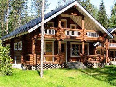 Photo for Vacation home Purnuranta b in Lieksa - 6 persons, 2 bedrooms