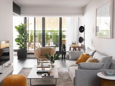 Photo for Apartment 2 bedrooms with terrace The Passage 102