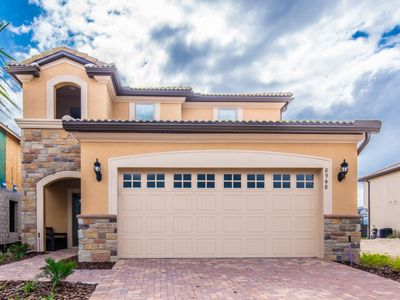 Photo for Exceptional 5 Bedroom Villa With Games Room and Spa on Windsor At Westside IHR 4122