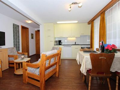 Photo for Apartment Primavera in Saas-Fee - 4 persons, 1 bedrooms