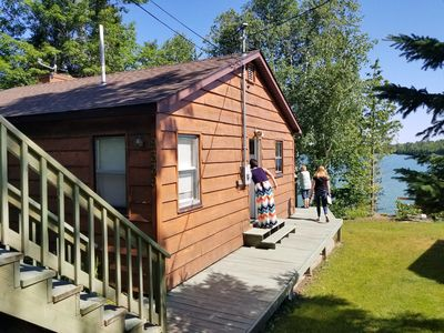 Photo for 2BR Cottage Vacation Rental in Presque Isle, Michigan