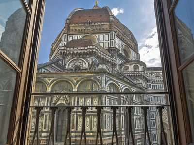 Photo for Artemisia - Florence center overlooking Duomo