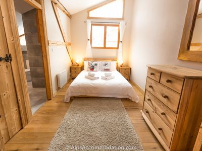 Photo for Luxury farmhouse chalet in Samoens. 4/5 bedrooms, hot tub, sauna, views