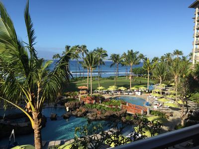 Photo for Hyatt Residence Club Kaanapali Beach 2BR Condo