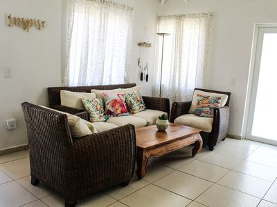 3BR Tropical Holiday Bungalow for 6max