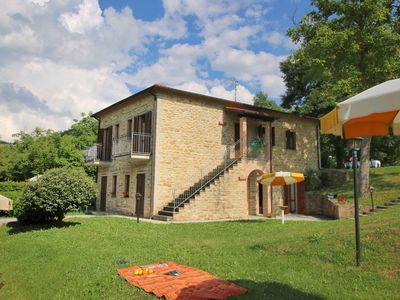 Photo for Serene Mansion in Apecchio with Swimming Pool