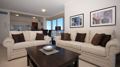 Photo for 3BR Apartment Vacation Rental in Surfers Paradise, QLD