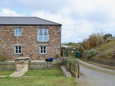 Photo for 3 bedroom property in Mevagissey. Pet friendly.