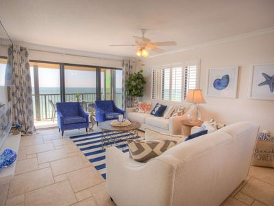 Photo for Spectacular Corner Unit Condo.  Spectacular Beach.  Modern and Comfortable Design Throughout.