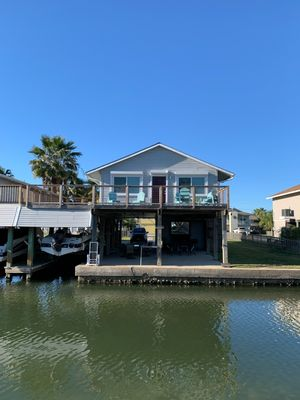 Canal House: Family Friendly, crabbing, fishing and more!