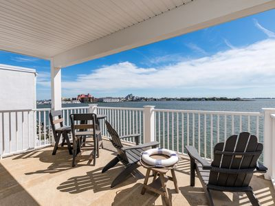 Photo for Updated Bayfront w/ Gorgeous Views - Near N. End of Boardwalk!