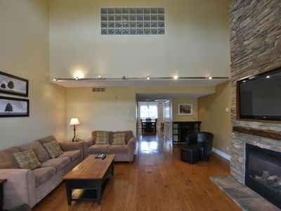 Photo for 3 Bedroom Luxury Chalet Rental on Golf Course - 3324  Blue Mountain Lodges