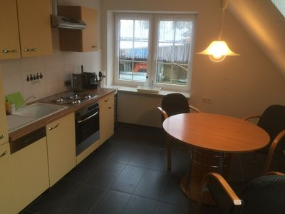 Photo for 1BR Apartment Vacation Rental in Süderstapel, SH