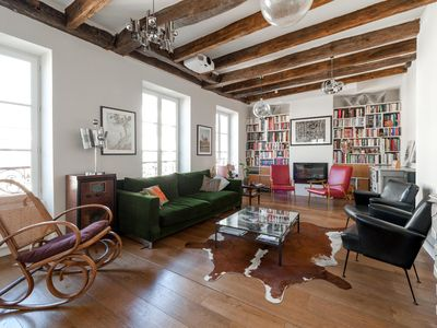 Photo for Rue Jean-Pierre Timbaud - luxury 3 bedrooms serviced apartment - Travel Keys