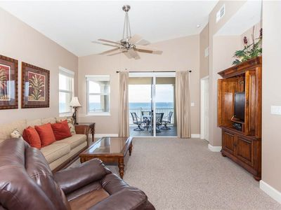 Photo for 561 Cinnamon Beach, 3 Bedroom, Sleeps 8, Ocean Front, 2 Pools, Elevator