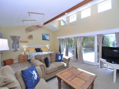 Photo for La Jolla Hideout: a private guest quarters w/parking,  kitchenette, and laundry
