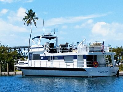 Photo for Crewed Cruising on 62' 1400 sq ft Houseboat  Motor Yacht - Wheelchair Accessible