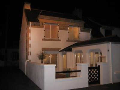 Photo for House overlooking the sea 20 meters from the beach