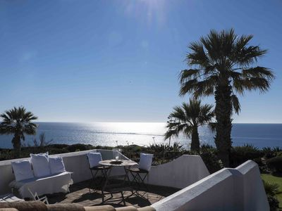 Photo for Semidetached house, Algarve Club Atlantico, private pool, panoramic sea view