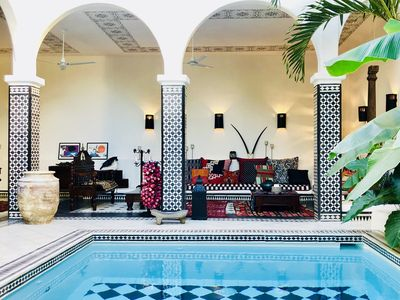 Photo for Brand new beautifully-designed Marrakech-style villa with private pool