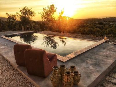 Photo for Villa with stunning views a few steps from Noto