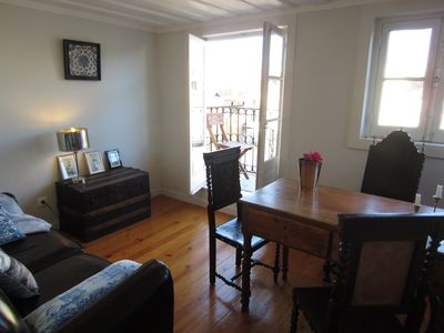 Photo for Small terrace, Romantic view, cozy interior, newly renovated
