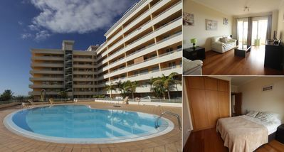 Photo for Luxury Funchal Madeira Holiday Apartment In Private Complex - Balcony And Pool