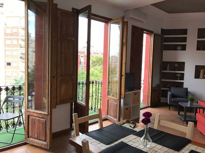 Photo for CALLE CUENCA 2  - One Bedroom Apartment, Sleeps 4